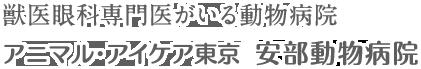 獣医眼科専門医がいる動物病院アニマル・アイケア東京 安部動物病院